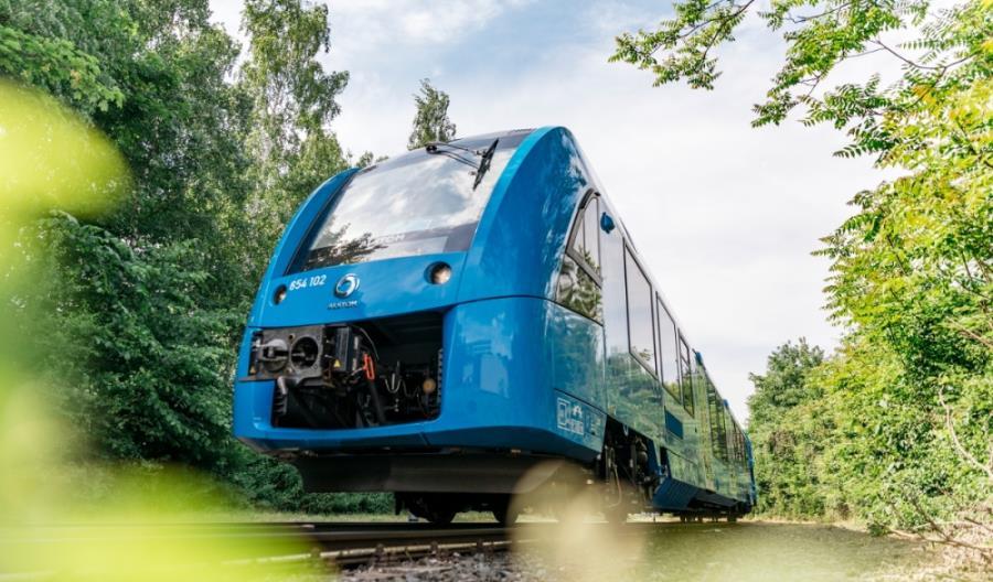 Fryczkowski: Alstom liczy na zamówienia na jednostki wodorowe z Polski