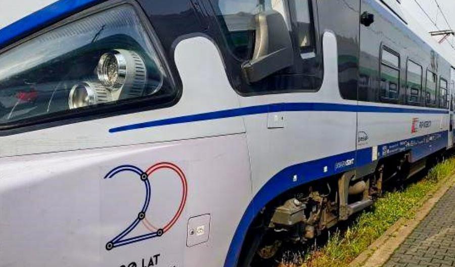 PKP Intercity rozpoczyna świętowanie 20-lecia swojego istnienia