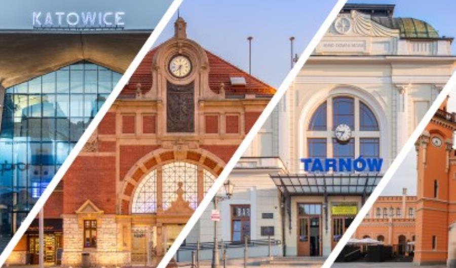 Nominuj swój dworzec kolejowy do ogólnopolskiego konkursu!