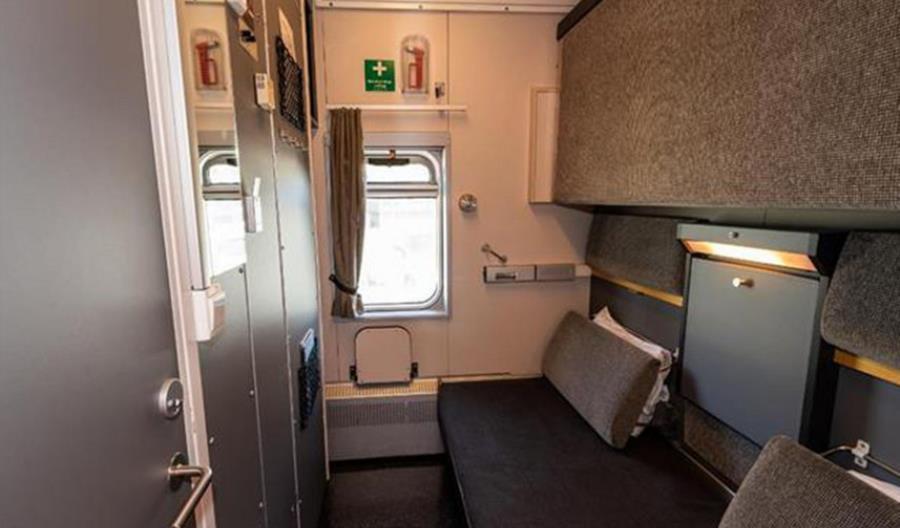 Koleje Szwedzkie odnowią flotę sypialnych wagonów. Część pochodzi z lat 60.