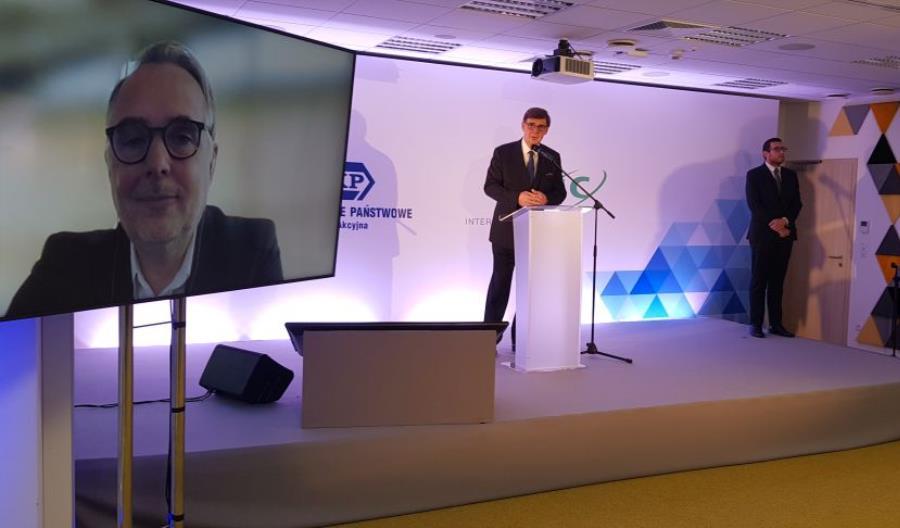 Krzysztof Mamiński szefem Międzynarodowego Związku Kolei