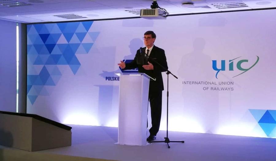 """Krzysztof Mamiński przewodniczącym UIC. """"To nobilitacja dla polskiej kolei"""""""