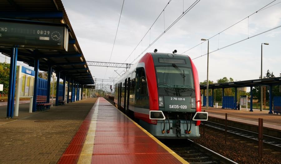 Łódzkie: Z Polregio do Skarżyska-Kamiennej już od grudnia