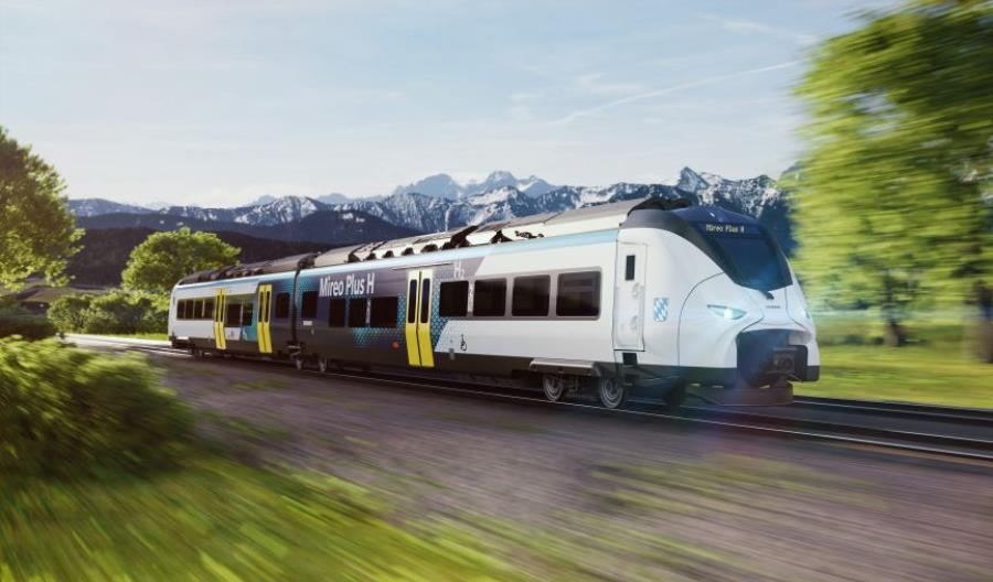 Bawaria: Wodorowe Mireo Plus H zabierze pasażerów w 2024 r.