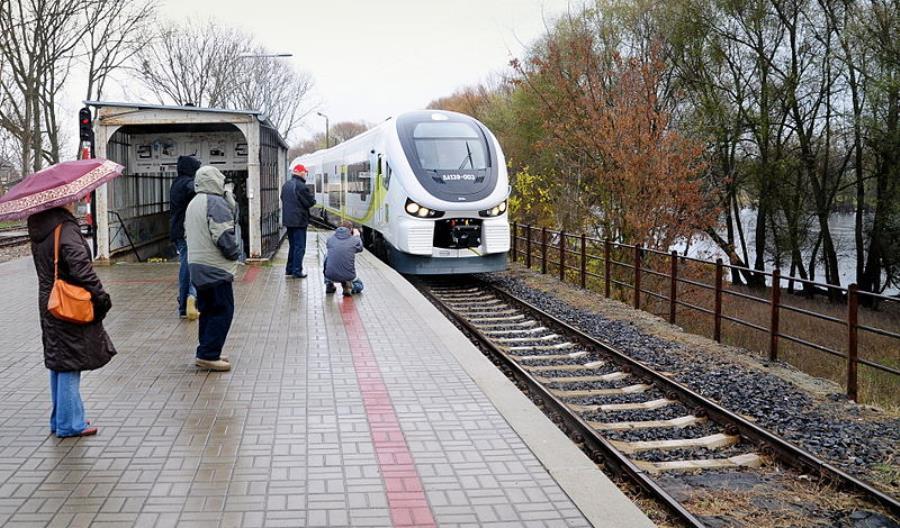 Komunikacja zastępcza na większej części połączenia Zielona Góra – Gorzów