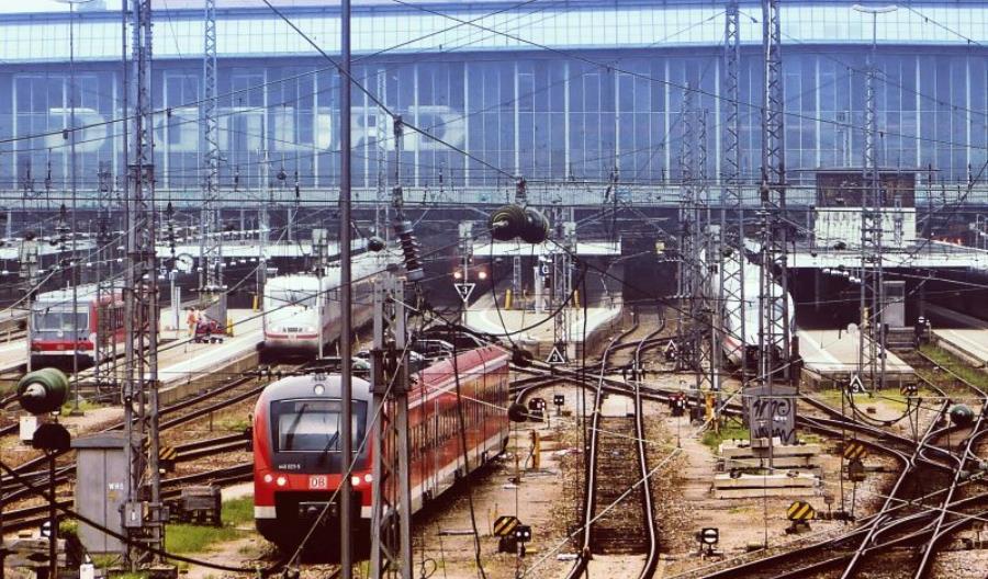 Niemcy: Potężne utrudnienia na kolei z powodu strajku. Dotknięte też pociągi do Polski