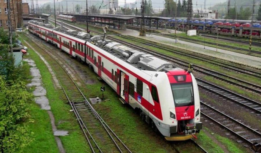 Škoda wygrywa przetarg na dostawę zespołów trakcyjnych na Słowację