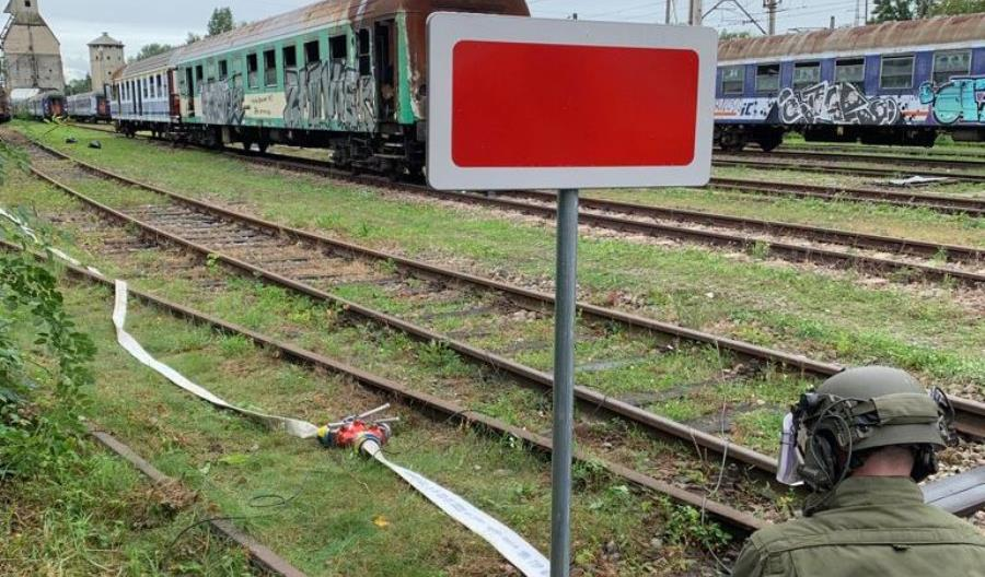 ABW ćwiczyła w wagonach PKP Intercity