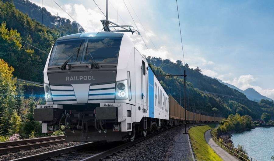Railpool zamawia 20 lokomotyw Siemens Vectron MS