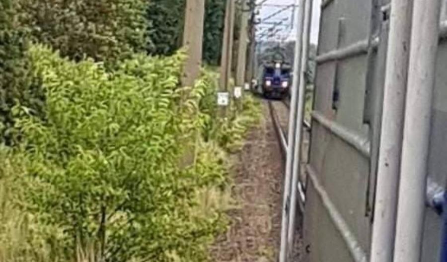 Dwa pociągi na jednym torze. Są wstępne ustalenia PLK