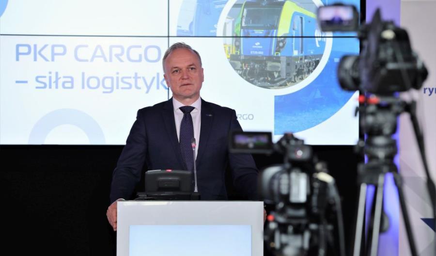 Są wyniki PKP Cargo za pierwsze półrocze 2021 roku