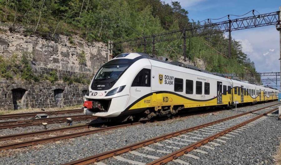 Zmiany w rozkładzie jazdy KD. Będzie mniej pociągów