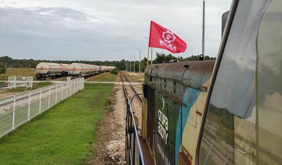 Protest pracowników w Koltarze. Grupa Azoty zachowuje spokój