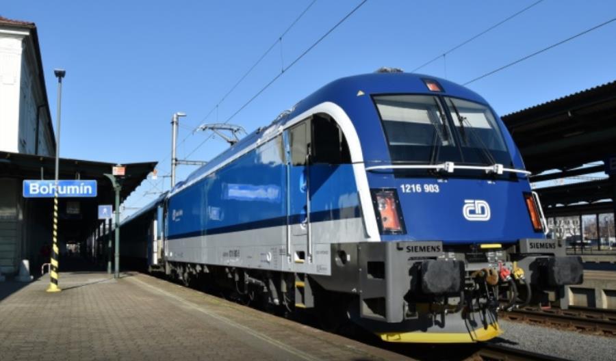 České dráhy kupują kolejne Taurusy. Poprowadzą pociągi z Polski do Austrii