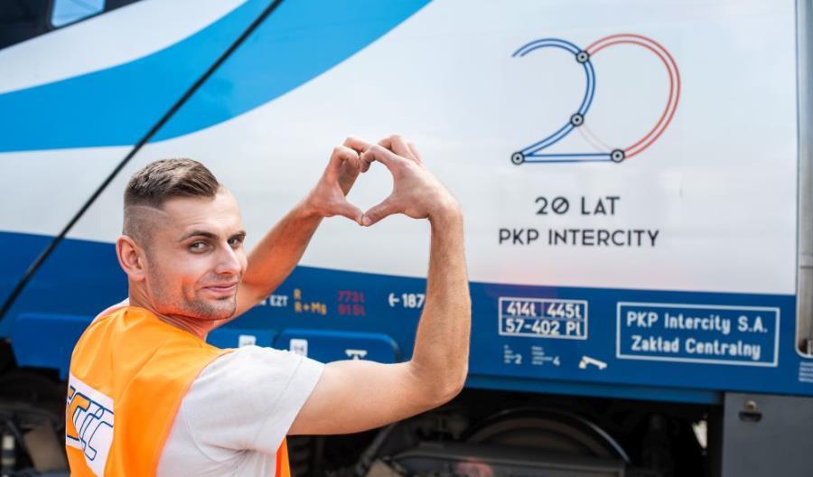 PKP Intercity świętuje swoje dwudziestolecie