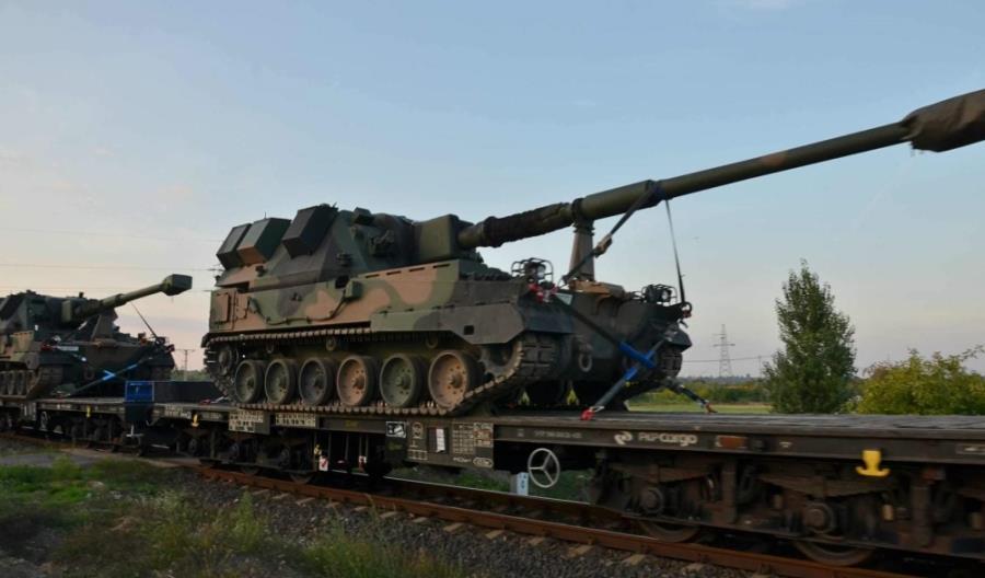 Przerzuty polskiego wojska na wschód. PKP Cargo transportuje sprzęt