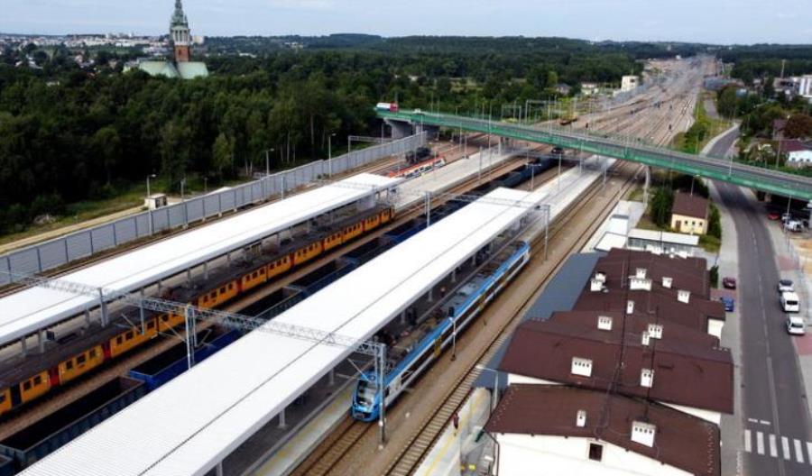 Trzebinia: Kontrowersje związane z przebudową stacji
