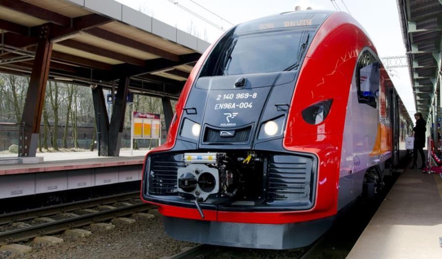 Jest przetarg na przewozy kolejowe w kujawsko-pomorskim