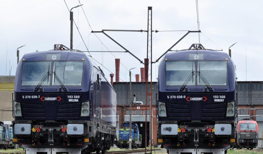 Największy kontrakt na lokomotywy wielosystemowe w Polsce podpisany