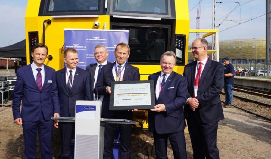 Plasser&Theurer: Dynamiczny tabor dla nowych linii dużych prędkości w Polsce