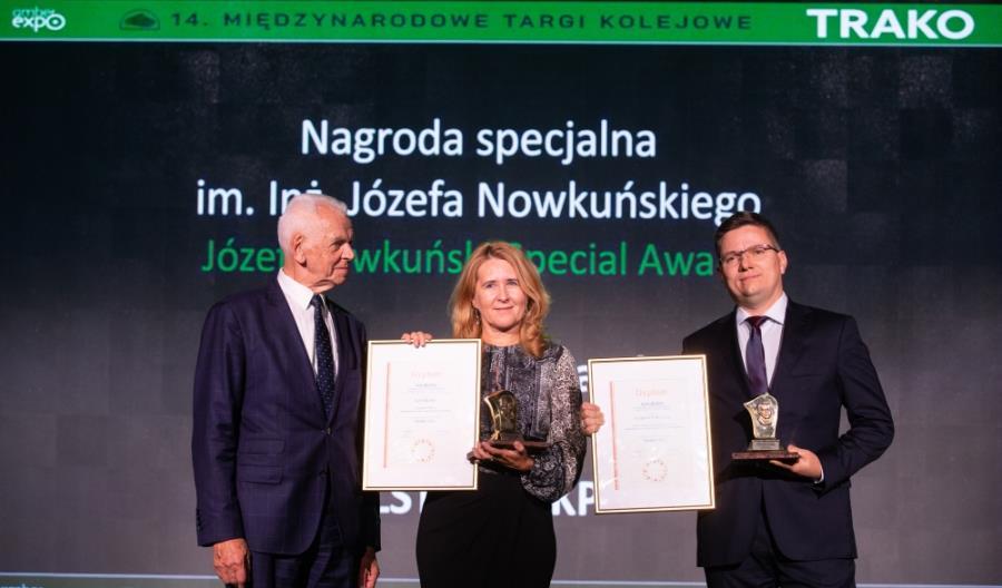 ELESTER-PKP na targach TRAKO 2021