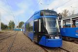 Stadler testuje w Krakowie innowacyjne wózki tramwajowe