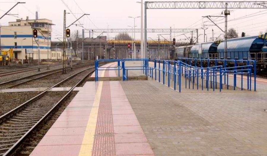 Częstochowa: Pasażer pobił potrąconego przez pociąg i maszynistę