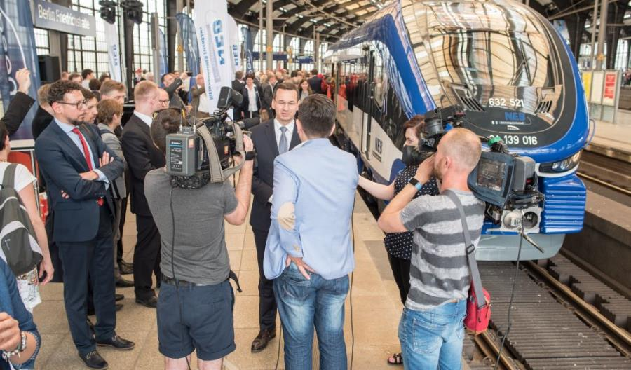 Morawiecki: Niemcy są wzorem wsparcia eksportu