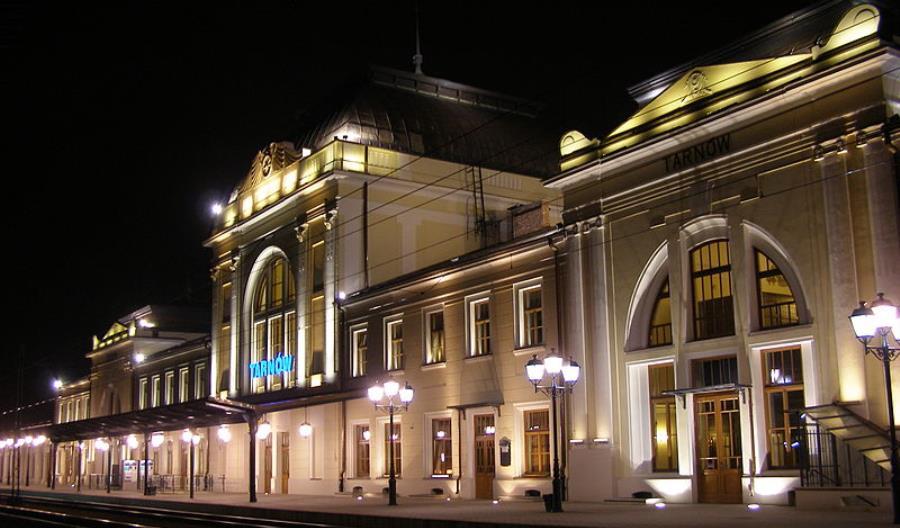 160 lat kolei w Tarnowie
