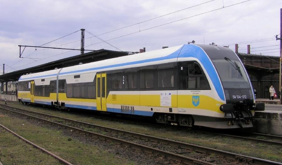 Szynobusy wróciły na trasę Kluczbork – Opole