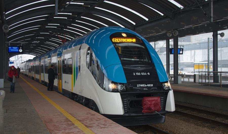 Koleje Śląskie wprowadzają bilet na wiele przejazdów