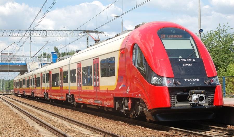 Warszawa: Koniec utrudnień na linii legionowskiej