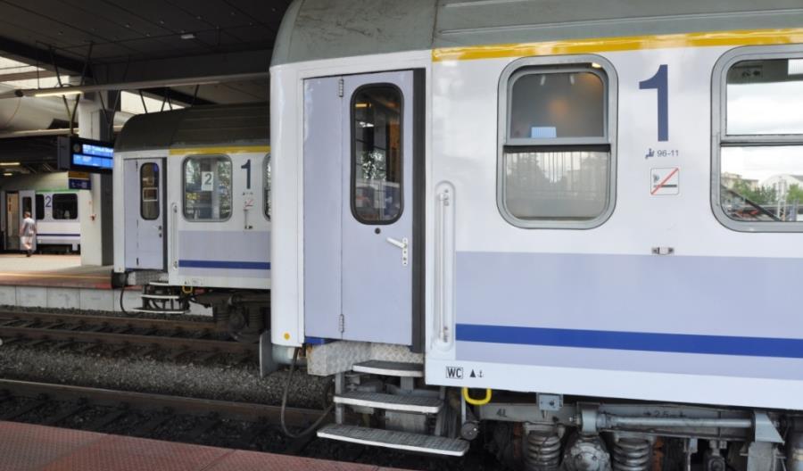 PKP Intercity zleci modernizację 10 wagonów 1. klasy
