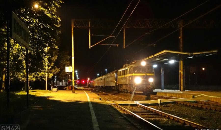 Kolejny przetarg na serwis lokomotyw PKP Intercity