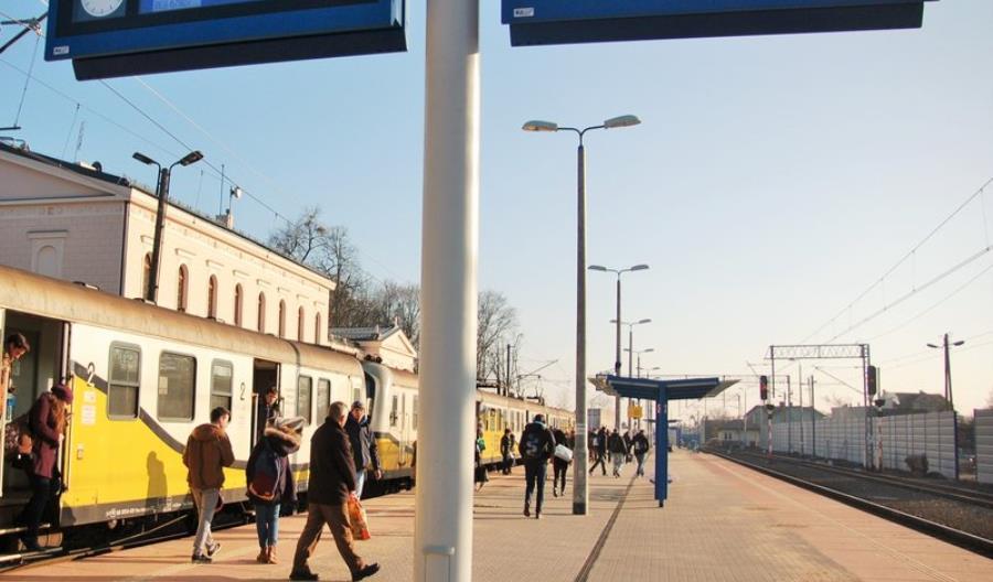 Kolej przewiozła więcej pasażerów w I połowie 2016 r.
