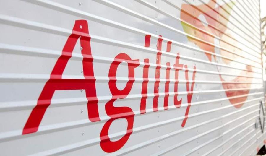 Agility uruchamia połączenia kolejowe do Chin