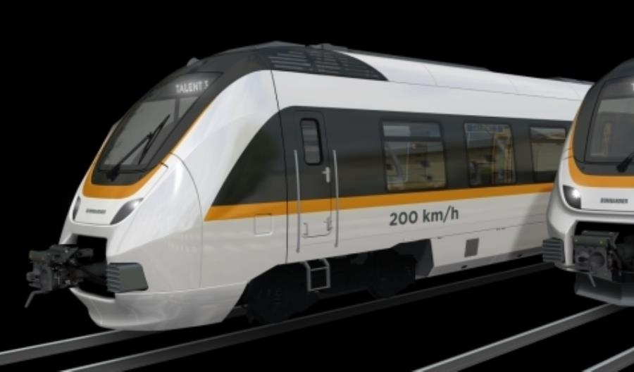 Bombardier otrzymał dofinansowanie dla pociągu na baterię