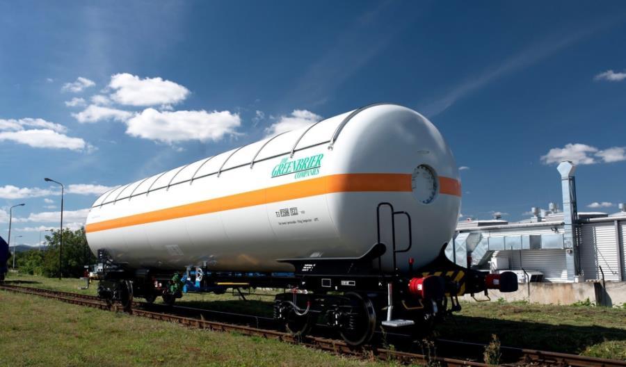02173c038 Greenbrier: Ktoś wpadł na pomysł, że wagony będą hałasować mniej