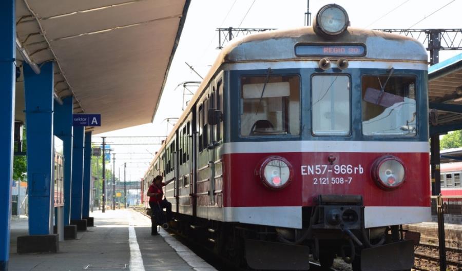 Bez nowych pociągów w woj. warmińsko-mazurskim. Priorytetem lotnisko
