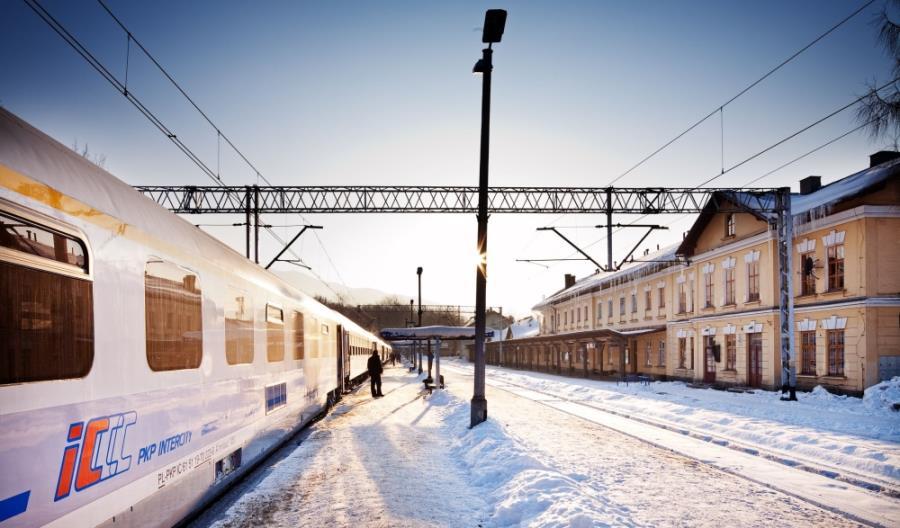 Na ferie zimowe z PKP Intercity
