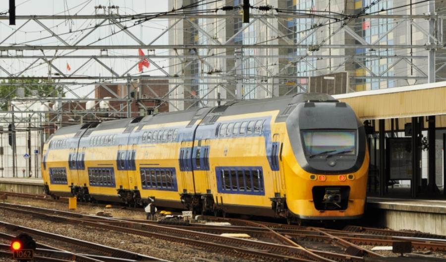 Koleje Holenderskie: Korzystamy wyłącznie z zielonej energii
