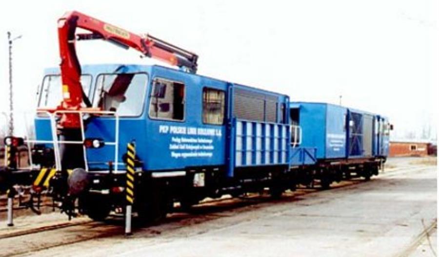 ZPS dostarczy pojazd ratownictwa PKP PLK