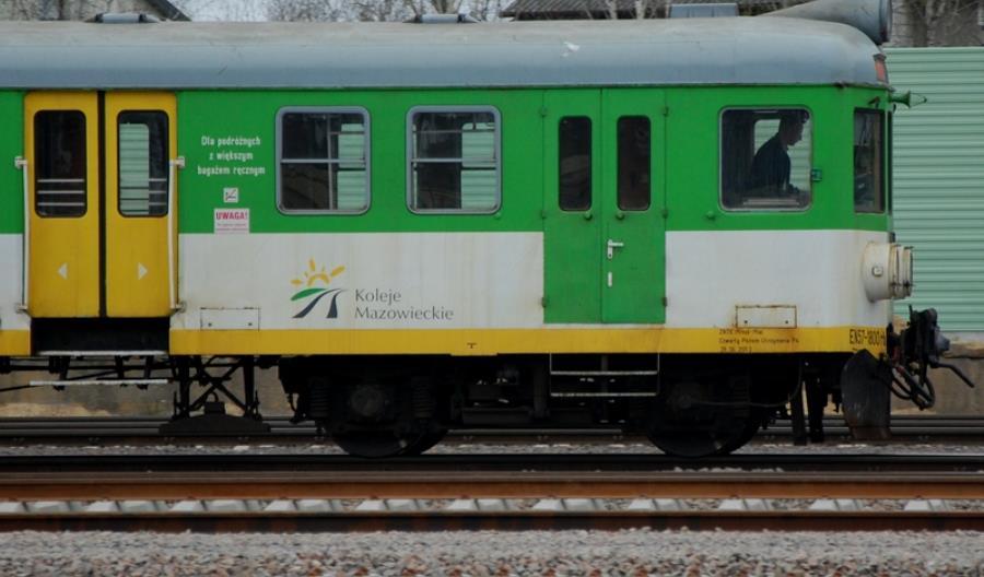 Warszawa-Zielonka. Ruch kolejowy wstrzymany, powodem zagrożenie terrorystyczne