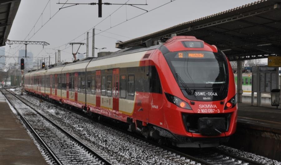 Odwołane i opóźnione pociągi na magistrali E20