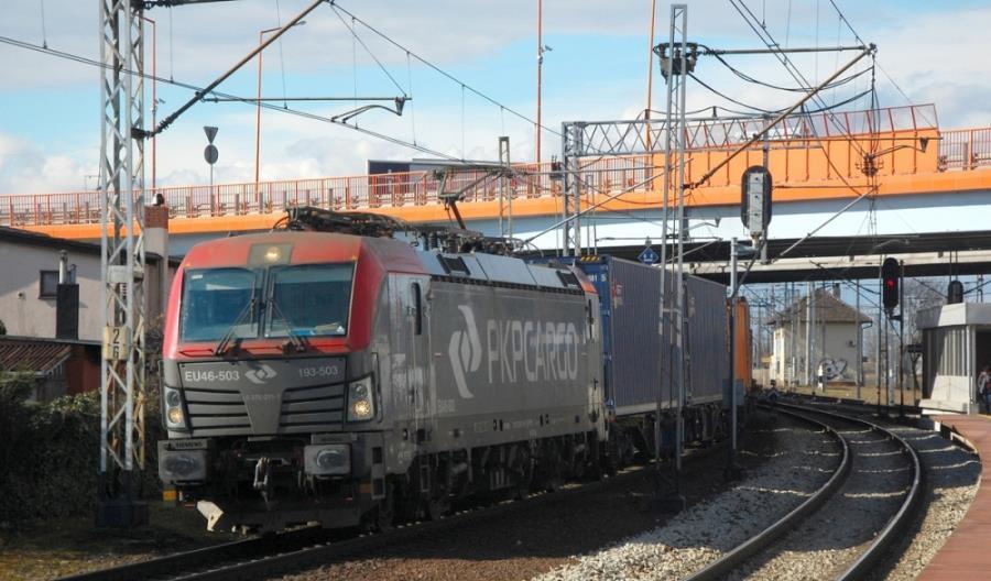 Ostatnie Vectrony dla PKP Cargo dotrą w najbliższym czasie. Są już w Polsce