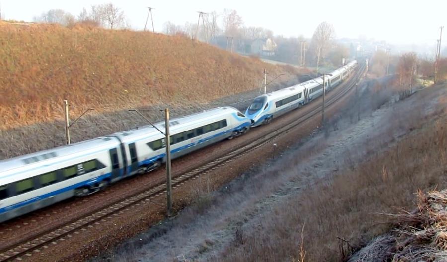 Pendolino w podwójnym zestawieniu pojedzie do Krakowa i Trójmiasta