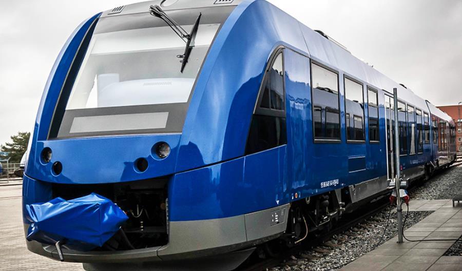 Nowe pociągi Coradia Lint w Danii [wideo]