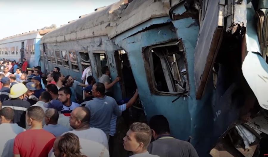 Katastrofa kolejowa w Egipcie. Co najmniej 43 osoby nie żyją