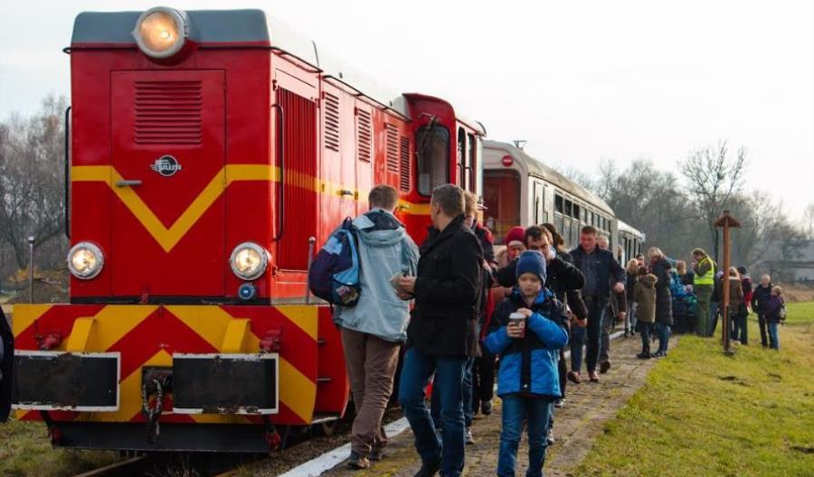 Srebrny Pociąg KŚ wraca na tory