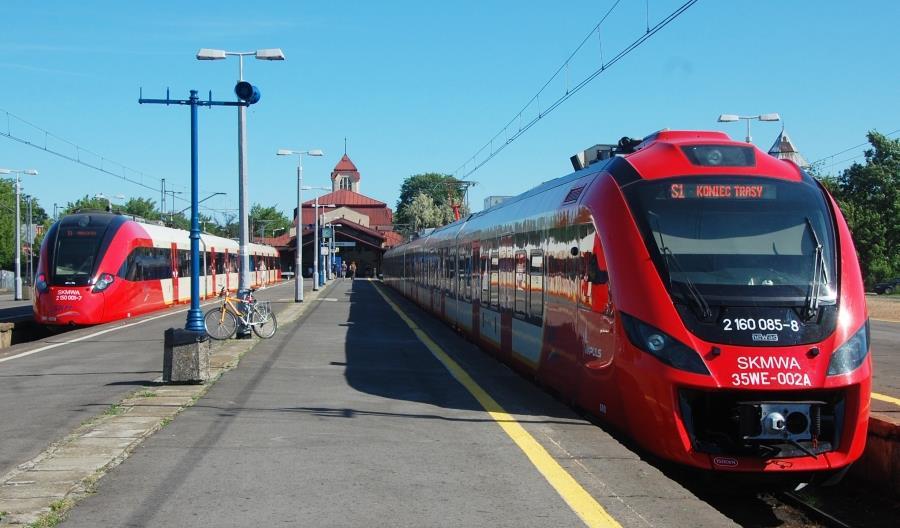 SKM Warszawa kupi pociągi podobne do Impulsów i Elfów